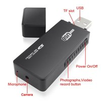 10pcs Mini U9 USB Disk-Flash-Treiber-HD versteckte Spy Camera 720x480 Videorecorder Mini-DV DVR
