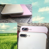 Wholesale Cheapest Android 4g - Unlocked Goophone i7 1:1 I7 Pro Smartphone 4.7 inch Metal body Android 6.0 MTK6572 Show fake 4G Octa Core 3GB RAM 128GB ROM WIFI GPS Cheap!