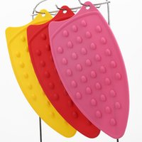 Wholesale Electric Heat Pads - Silicone Electric Iron Mat Anti Slip Bowl Pad Multi Function Drinks Coasters Home Kitchen Accessories Heat Resisting 333rc C R
