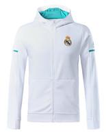 Wholesale rain m - 2017 AC ju ven tus raining Suits 17 18 Real Madrid RONALDO kits Tracksuit Camisetas De Futbol Chandal Survetement Jacket Shirts