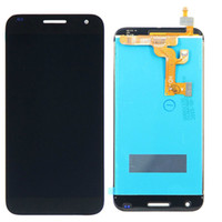 "Wholesale Display Huawei - Test Well Black White For Huawei Ascend G7 5.5"" LCD Display Touch Screen Digitizer Assembly Replacement Parts Free Shipping"
