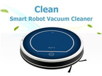 Wholesale Household Air Cleaners - DHL freeshipping Bluetooth Robotic Vacuum Cleaner for Home APP Bluetooth Remote Control
