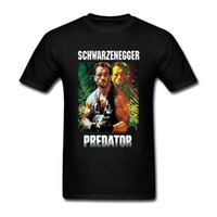 Wholesale Posters Fashion - Men's Predator Movie Poster T Shirt