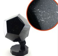 Wholesale Starlight Projector - 2017 new Free Shipping Science Sky Projection Lamp Star Projector Projector Starlight Upgrade with Bottom Cover