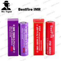 Wholesale mr red - Vaporizer Bestfire MR 18650 Battery 2500mAh 3000mah 2600mah Best Fire Vape Batteries Red Purple Colors Fit Reuleaux RX200S RX200