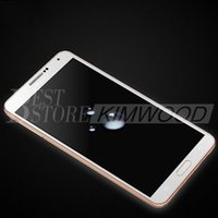 Wholesale Trend Notes Wholesale - Tempered Glass Screen Protector Explosion Proof For Samsung Galaxy Note 3 Lite N7505 Trend Duos S7562 K Zoom C1116 Core 4G G3518