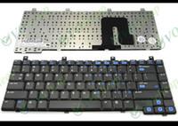 notebook-tastatur für hp groihandel-Neue und originelle Notebook-Laptop-Tastatur für HP Pavilion dv4000 dv4100 dv4200 dv4300 dv4400 Schwarz US-Version - 383495-001
