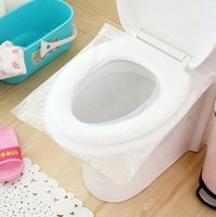 plastic toilet seat covers. Top Sale New Design Environmentally friendly 50Pcs Travel Safety Plastic  Disposable Toilet Seat Covers Waterproof 40 48cm Cheap Free Shipping