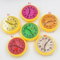 Baby Clock Crystal Fango Crystal Clay Jelly Fango Melma Fimo plastilina Playdough per bambini 6 stili C3233
