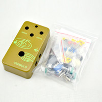 Wholesale Conditioning Kit - Build your own DIY Analog Tremolo Effect pedal >>>COMPLETE KIT<<<@BRAND NEW CONDITION