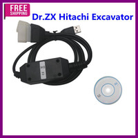 Wholesale Excavator Diagnostic - Top Quality Dr.ZX Hitachi Excavator Diagnostic Tool V2011A Free Shipping