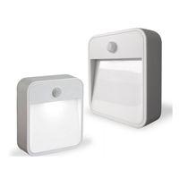 preço do sensor de luz venda por atacado-Preço de fábrica ABS LED Sensor de movimento LED Light Night Battery-Powered Sensor de movimento LED Stick-Anywhere Nightlight Bathroom Flush Lamp