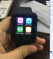 Smart Watch U8 Smart Watch U8 Smart Watch per iPhone 6 6S 6 plus 7 7s 8 Samsung S6 S7 Nota 4 Note 5 Smartphone Android Phone