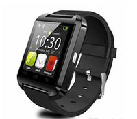 телефоны часы китайские оптовых-2016 новые модели взрыва Bluetooth U8 Smart Watch спорт работает синхронизация IOS телефон взаимосвязанные наручные часы доступны на английском и китайском языках