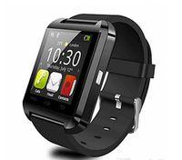 teléfonos ios de china al por mayor-2016 nuevos modelos de explosión Bluetooth U8 Smart Watch sport running Timing IOS teléfono reloj de pulsera interconectado disponible Inglés y chino