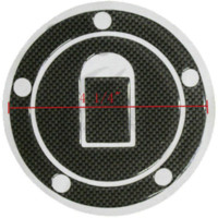 Wholesale Zx6r Tank Pad - Fuel Tank Decal Pad Gas Cap Protector For Kawasaki ZX6R ZX12R ZZ6R00 ZX-9R ZX-10R Free Shipping