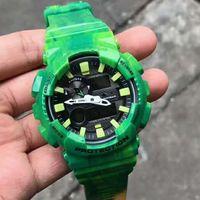 Wholesale G Shock For Men - 2017 Popular Men Top 10 Wristwatch Brands Sports Analog Quartz Watches For Man Male G Style LED Shock Clock Waterproof watch saat horloge