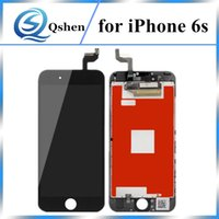 Wholesale Check Apple - For iPhone 6S Grade A+++ LCD Display 4.7 Inch Digitizer With Touch Screen Assembly Replacement One By One Check