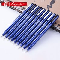 Wholesale Sketch Painting - Arts Hook Watercolor Pens Drawing Brush Pen Set Fineliner 0.4 mm Sketch Hook Pen Professional Artists Painting Sketch Pen Creative School