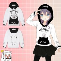 Anime Kantai Collection Hoodie Cosplay Kostüme Hoppou Seiki Kapuzenpullover Fleece Daily Sweatshirts Freizeitjacke