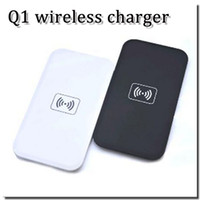 mini pad china al por mayor-China al por mayor universal Charging Pad cargador del teléfono celular Base del muelle Mini Charge Pad para Samsung nokia htc LG teléfono móvil DHL envío gratis