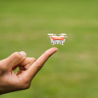 Wholesale Quadcopter Brushless - SKeye mini RC Quadcopter 4CH shatterproof mini helicopter RC Drone Mode2 RC helicopter UAV 4-axis toys for children gift