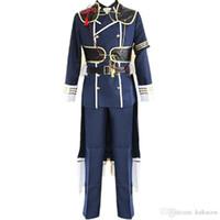 Wholesale full tv online resale online - Kukucos Unisex The Sword Dance Touken Ranbu Online Cosplay Costume Halloween Party Suit
