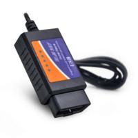 Wholesale Best Selling Obd2 Scanner - Best Selling elm 327 1.5 v, ELM327 USB, elm327 interface,usb elm327 scanner, OBDII OBD2 CAN-BUS Diagnostic Scanner