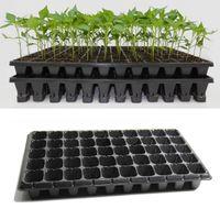 Wholesale Nursery Trays - 21 32 50 Holes Vegetable Flower Seeds Growing Tray Garden Plant Nursery Seedling Plate