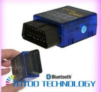 Funziona su Torque Android v2.1 2012 elm327 mini bluetooth dell'OLMO 327 dell'interfaccia OBD2 / OBD II auto di esplorazione diagnostico OBDII