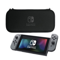 Wholesale hard storage - Hard Travel Protective Storage Pouch Bag For Nintendo Switch NS NX Console Cover Case Game Accessories