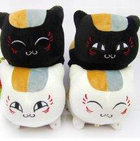 Wholesale Natsume Yuujinchou Plush Doll - Wholeprice 20cm Natsume Yuujinchou Nyanko Sensei Plush Cat Anime Doll Toy Xmas Christmas Gift for Kids
