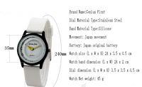 Wholesale Dive Lady Watch - Luxury Brand 30M Waterproof Sports Quartz Watches Unisex Women Men Diving Military Watch Ladies Dress Watch Jelly Relogio