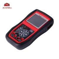 Autel Car Diagnostic Tool AL539B Escáner de vehículos fácil de leer AVOmeter One-Click I / M Readiness Key Troubleshooter Code Tips