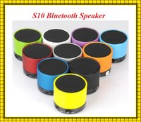 Cheap 2.1 S10 Bluetooth Speakers Best Universal HiFi A9 Speakers