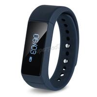 Wholesale Post Health - Original Bluetooth 4.0 Smartwatch Touch Screen Fitness Tracker Health Smart Bracelet Wristband I5 Plus IWOWN Smart Watch FREE TNT POST