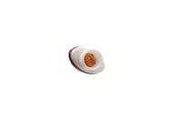 keramische heizspulen großhandel-Vollkeramik-Mikro-Wachs-Quarz-Spule Zerstäuber Dual Heizspirale Clearomizer Keramik-Spule für Mikro-Gpen Elips Stift Doppel-Baumwolle Spule Zerstäuber