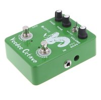 Wholesale Effects Octave - Voodoo Octave Fuzz Effect Guitar Guitarra Parts Effect Pedal True Bypass for Musical Instrument Electronic 2014 New JOYO JF-12