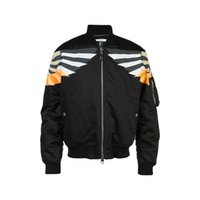 2017 Nuovo GVC MA1 Giacca Bomber Volo Ala Cappotto Pittura A Olio Totem Hip Hop Giacca Cappotto Bomber HFJK039