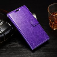 Wholesale E5 Case - For Sony Xperia E5 M5 Vintage Retro Flip Stand Wallet Leather Cases With Photoframe Holder Cover