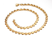Wholesale Gold Heavy Rope Chain - 2016 New Arrivals Mens Silver Stainless Steel Heavy Chain Necklace Fashion Jewelry For Gift, Hip HopWholesale Free Shipping