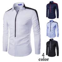 Cheap Collar Types Men Shirts | Free Shipping Collar Types Men ...