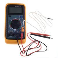 Wholesale Multimeter Capacitance Temperature - Digital Multimeter Volt Amp Diode Ohm Capacitance Temperature Transistor B00342