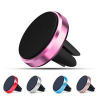 Wholesale Universal Magnetic Car Mount Degree Rotating Magnetic Air Vent Mount Holder Stand for Car for Smart Phone