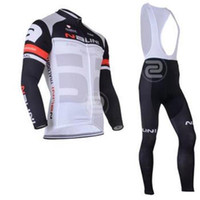 Wholesale Jersey Professional Suit - 2015 new arrival Men Professional team Cycling Bike Long Sleeve cycling autumn Jersey cycling and (bib) pants Suit