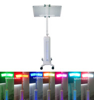 Wholesale Lamp Medical - Medical Led Lamp PDT Led Light Photon Therapy With Seven Colors Led PDT Bio-light Therapy Skin Rejuvenation Skin Whitening Spa Machine