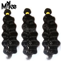Wholesale Virgin Cambodian Hair 5a - 5A Grade Indian Virgin Hair Malaysian Peruvian Mongolian Cambodian Unprocessed Natural Wave Human Hair Bundles
