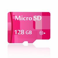 Wholesale Micro Sd Tf Card 32 - Real Capacity OEM Phone Memory Card 64GB 32GB 128GB 16GB 8GB 4GB 2GB 1GB 128MB Micro SD Card 32 GB 64GB TF Card