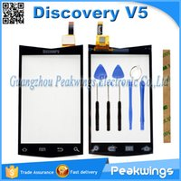 "Wholesale Discovery V5 Screen - Wholesale- 3.5""inch Touch Sensor For Discovery V5 Touch Screen Digitizer Panel"