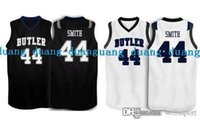 Wholesale Embroidered Labels Custom - 2016 #44 smith Jersey,Stitched High Quality Wholesale Butler Basketball Jerseys Embroidered label custom size color